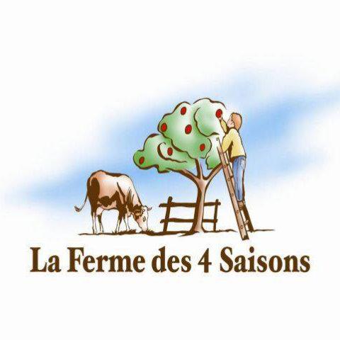 Logo La Ferme des 4 Saisons