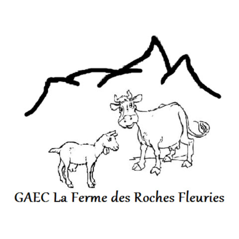 Logo La Ferme des Roches Fleuries
