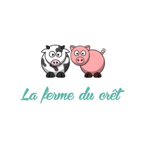 Logo La Ferme du Crêt