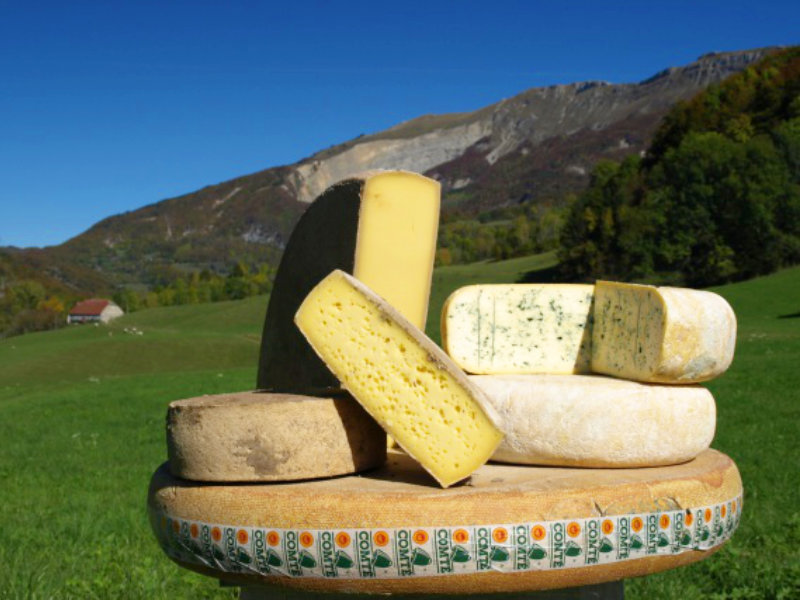 Fromagerie l'Abbaye nos fromages