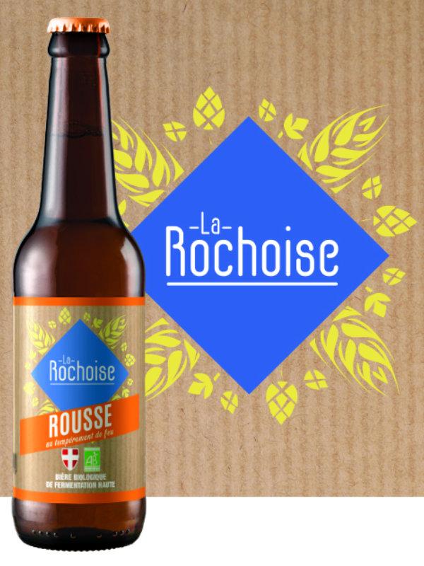Biere rousse - Bière La Rochoise