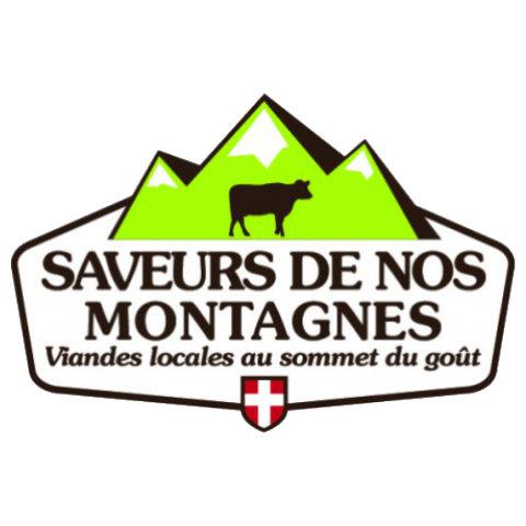 Logo Saveurs de nos montagnes