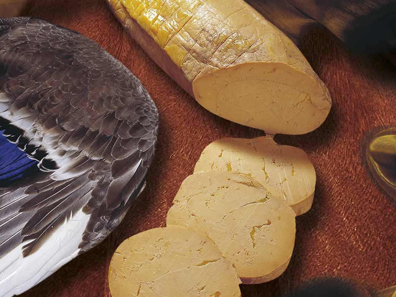 Foie gras artisanale