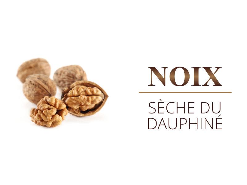 Noix sèche du Dauphiné