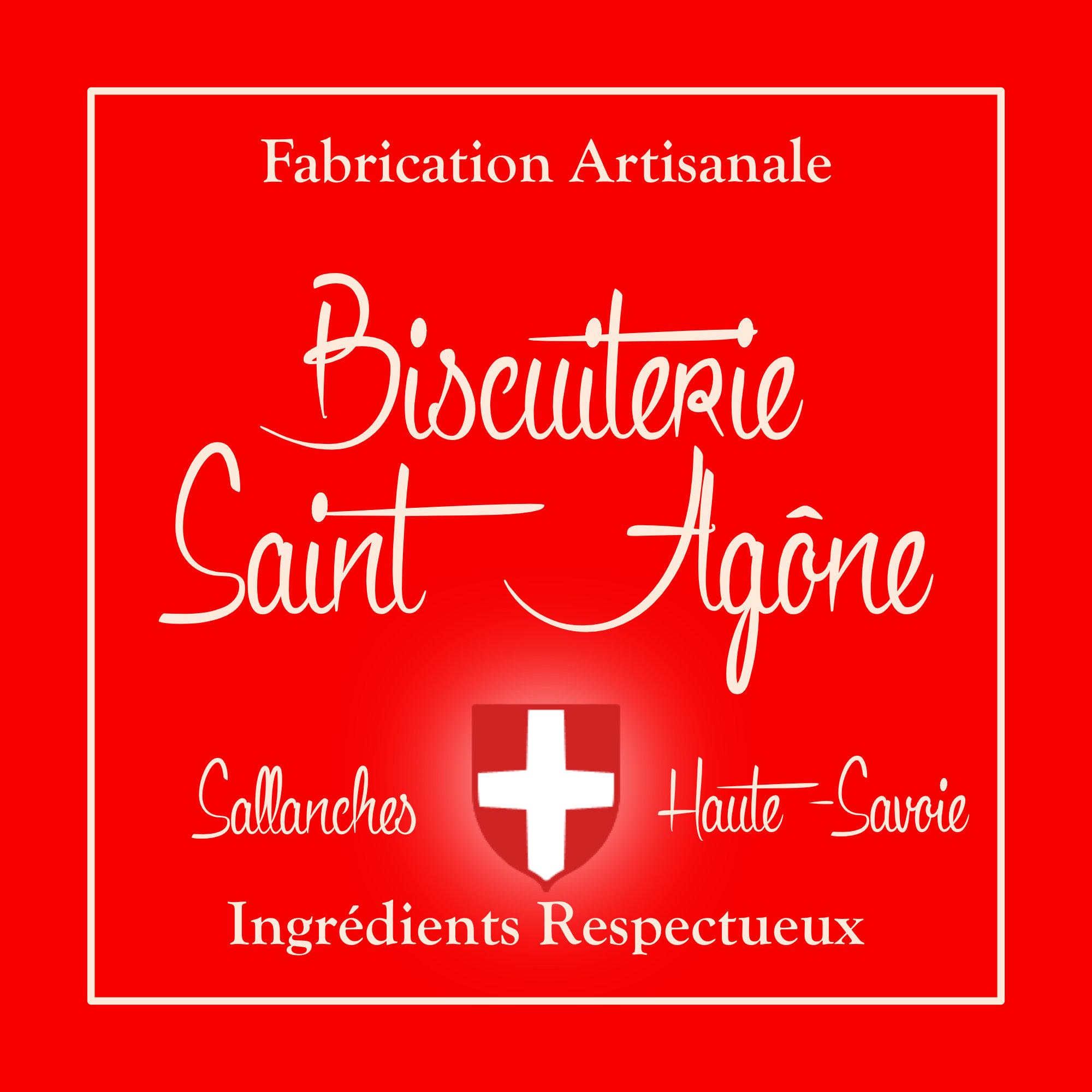Logo Biscuiterie Saint Agône