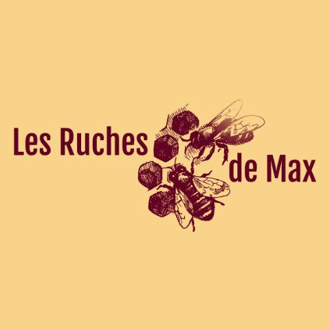 Logo Les Ruches de Max