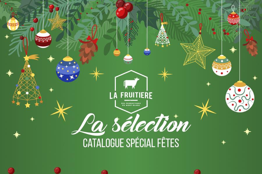 Catalogue spécial fêtes